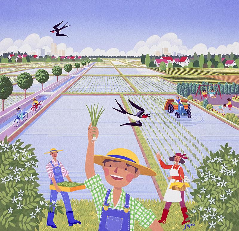 農業風景2