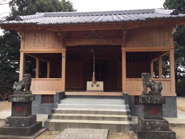和田宝満神社