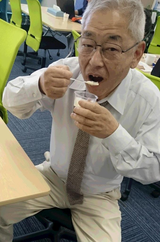代表食べる
